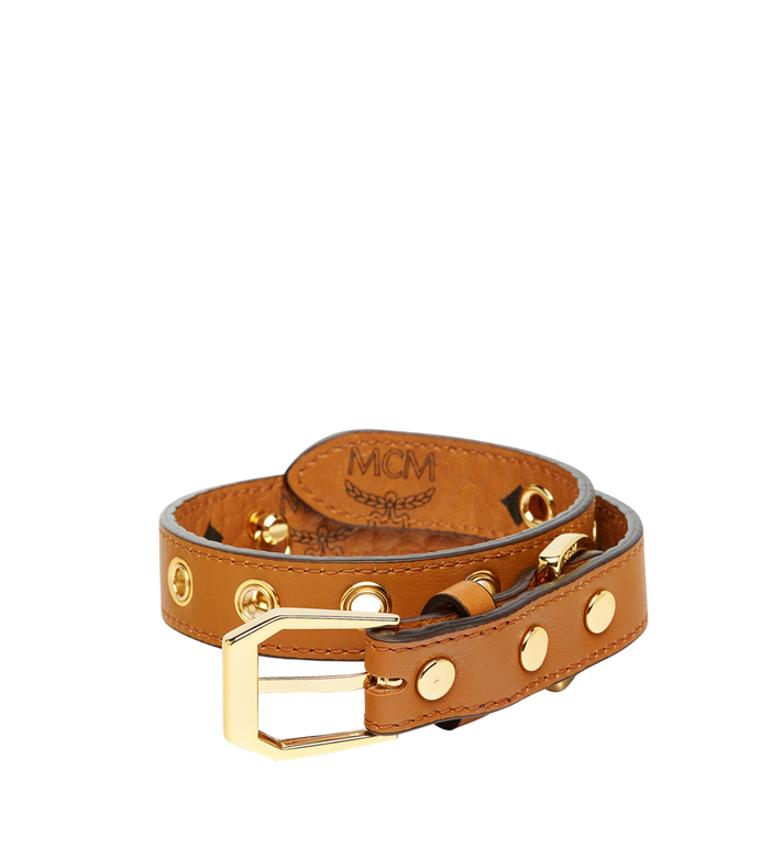 MCM Hundehalsband in Visetos Alternate View 2