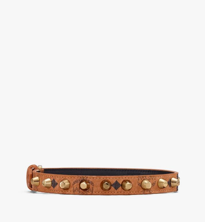 MCM Studded Leather Bracelets Alternate View
