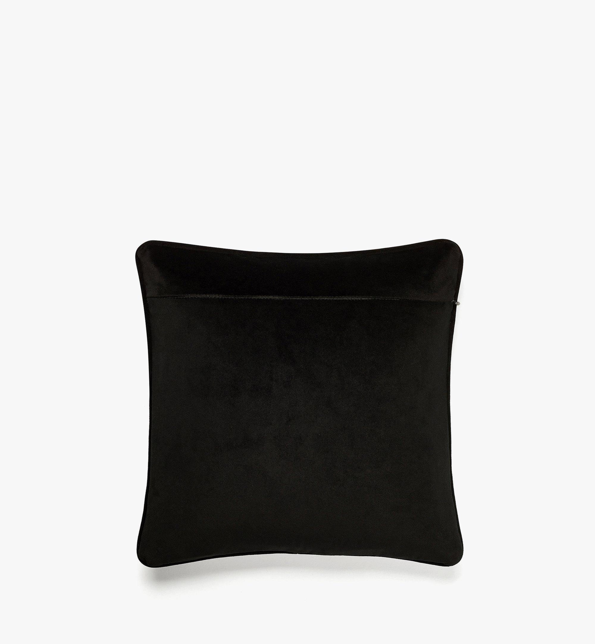 MCM MCM x SAMBYPEN Pillow Cushion in Visetos Cognac MEZBASP03CO001 Alternate View 2