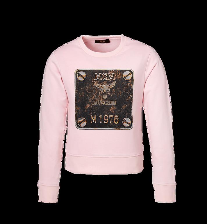 MCM Women's Brass Plate Sweatshirt Alternate View