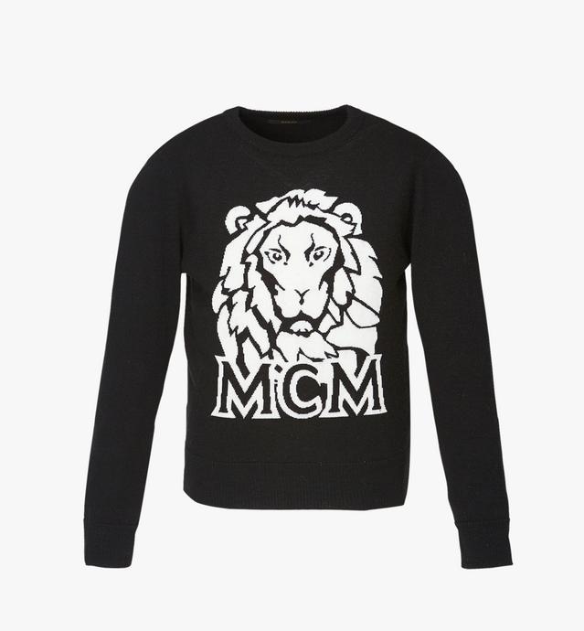 DAMEN INTARSIEN PULLOVER MUNICH LION
