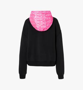MCM Women's Flo Hooded Sweatshirt Alternate View 3
