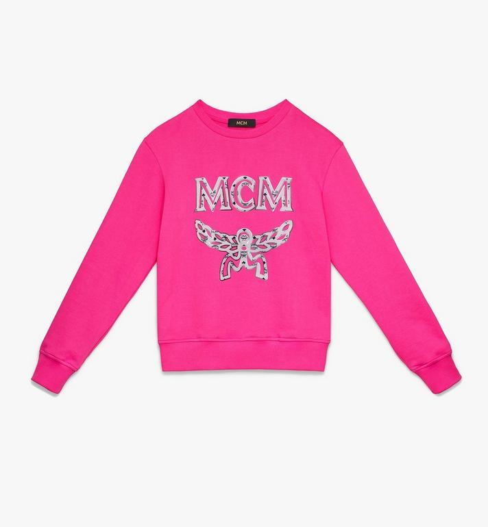 MCM Sweat-shirt à logo pour femme Alternate View