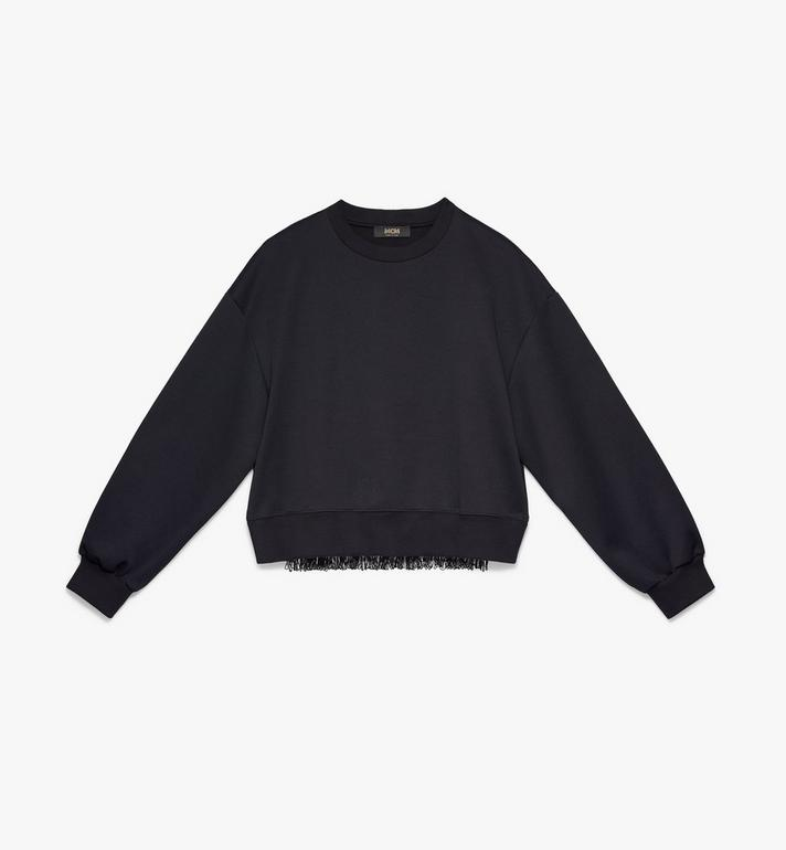 MCM SWEATSHIRT-WLAURELFRINGEAW19 Alternate View