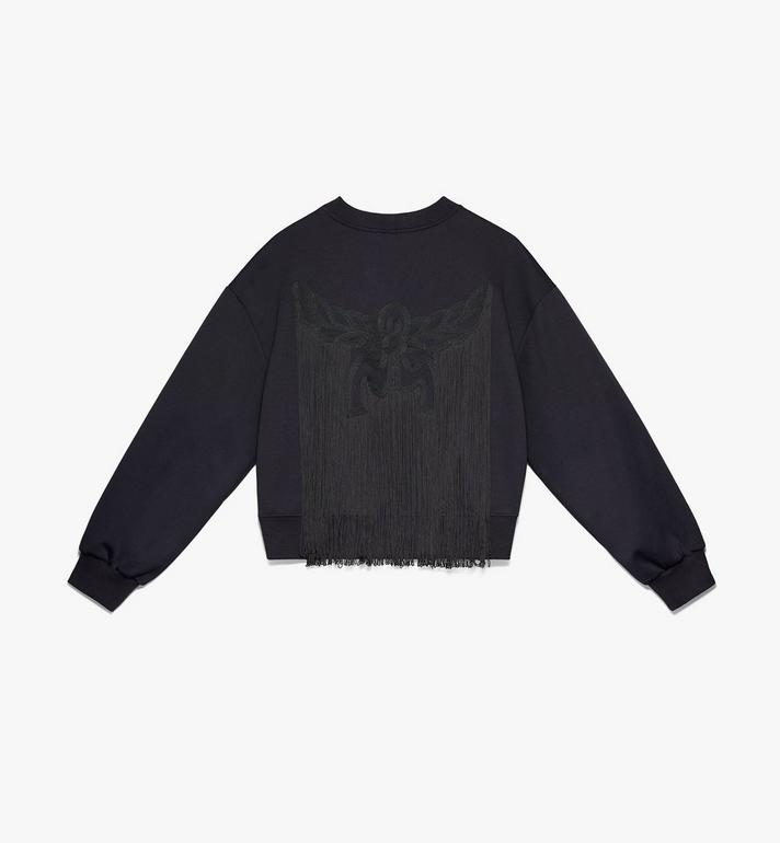 MCM SWEATSHIRT-WLAURELFRINGEAW19  3113 Alternate View 2