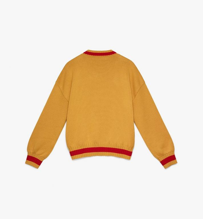 MCM Women's Munich Lion Wool Sweater Alternate View 2