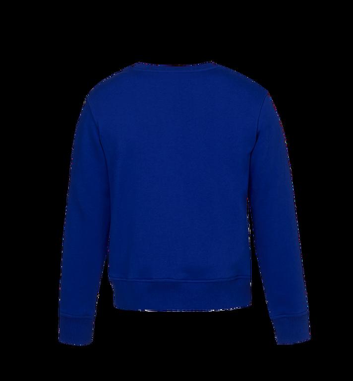MCM ウィメンズ ロゴ スウェットシャツ Blue MFA9SMM13HG00S Alternate View 3