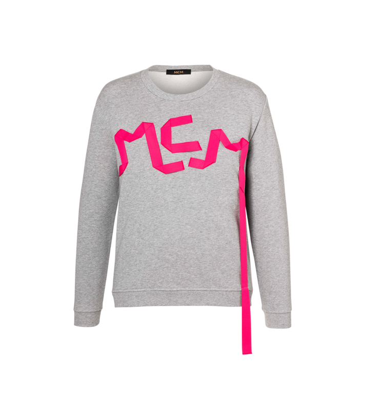 MCM Women's Logo Tape Sweatshirt Alternate View