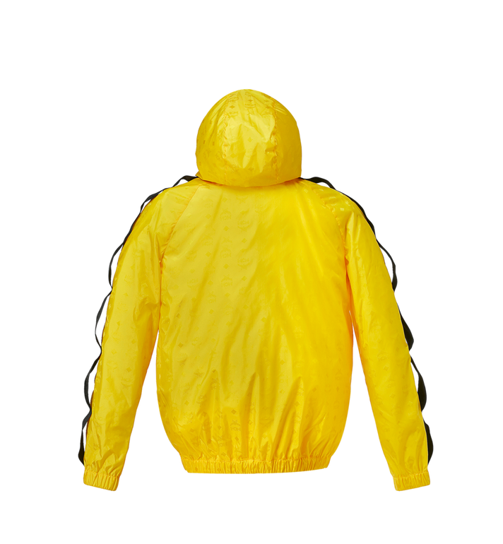 MCM Women's Structural Anorak in Nylon Yellow MFA9SNX50YW038 Alternate View 3