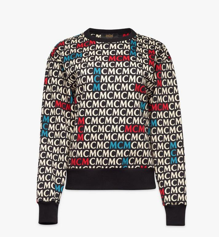 MCM Women's Monogram Sweatshirt Alternate View