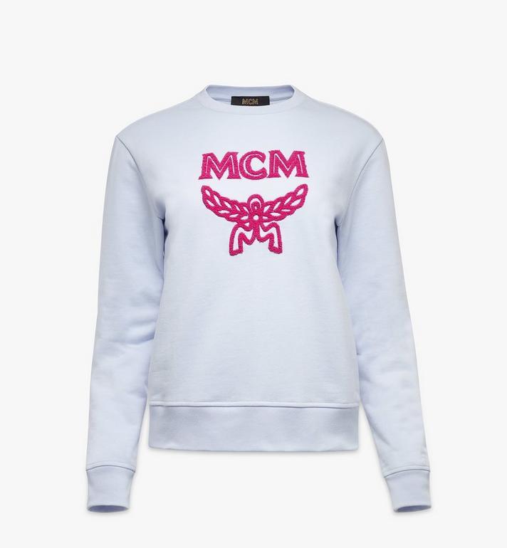 MCM Klassischer Pullover mit Logo für Damen Alternate View