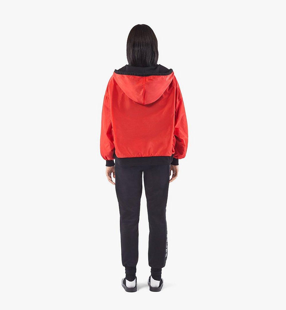 MCM Women's Reversible Zip Hoodie Multi MFAAAMM06BK00S Alternate View 5