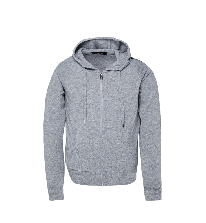 MCM Women's Cashmere Zip Hoodie Alternate View