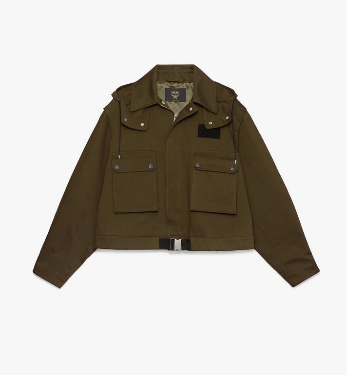 MCM Women's Resnick Utility Jacket Alternate View