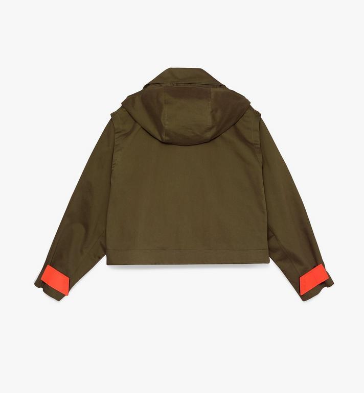MCM Women's Resnick Utility Jacket  MFJ9ARA32G8040 Alternate View 2