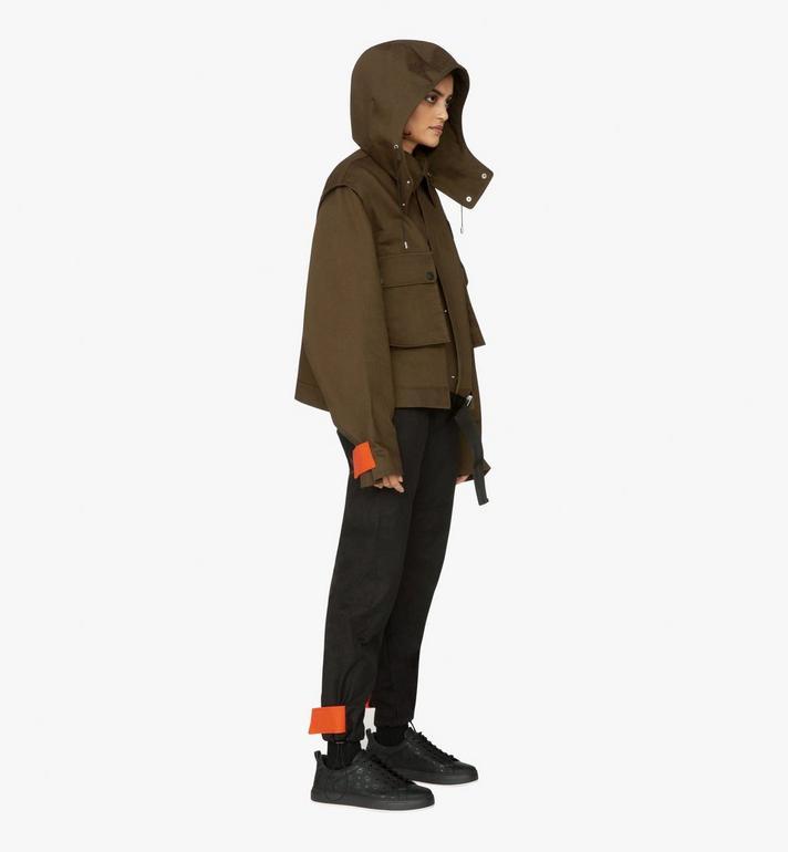 MCM Women's Resnick Utility Jacket  MFJ9ARA32G8040 Alternate View 3