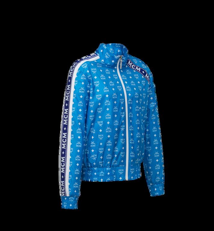 MCM 여성용 비세토스 트랙 봄버 재킷 Blue MFJ9SMM06HI040 Alternate View 2