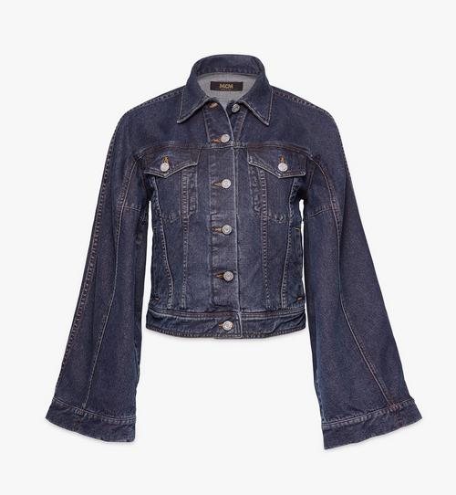 Women's Kimono Sleeve Denim Jacket