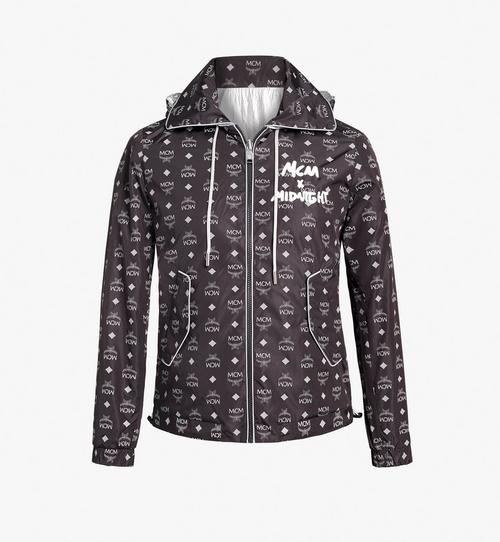 Women's MCM x Midnight Monogram Windbreaker