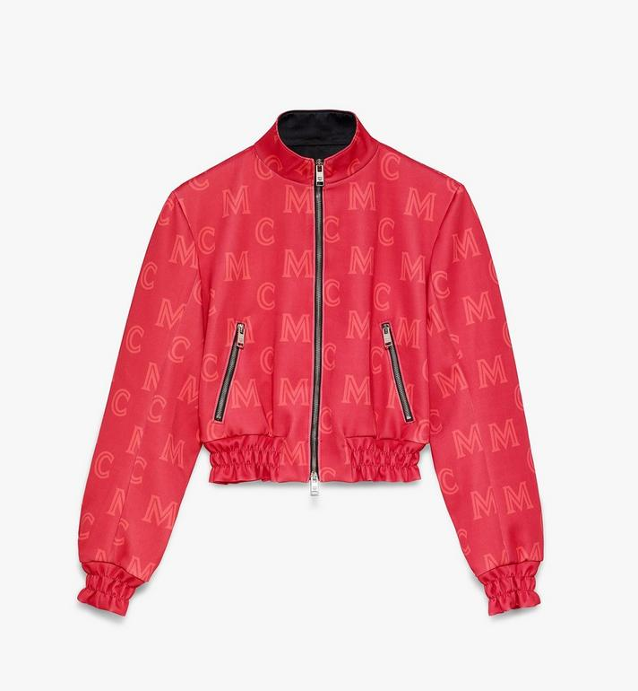 MCM Women's Monogram Track Jacket Alternate View