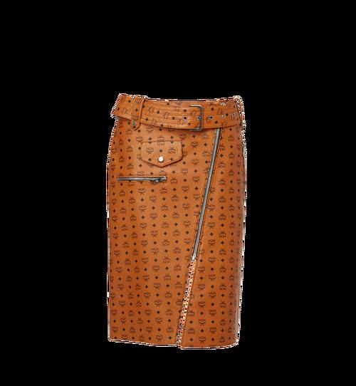 ウィメンズ レザースカート