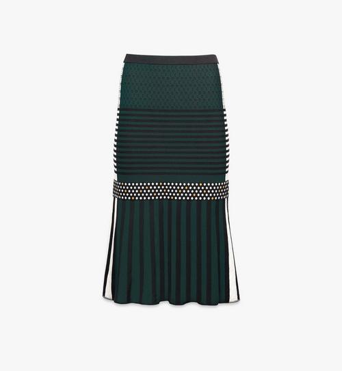 Women's Jacquard Skirt