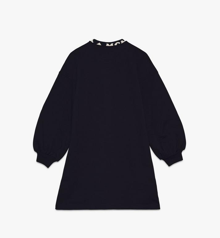 MCM Women's 1976 Sweater Dress Black MFOASMV04BT00M Alternate View 2