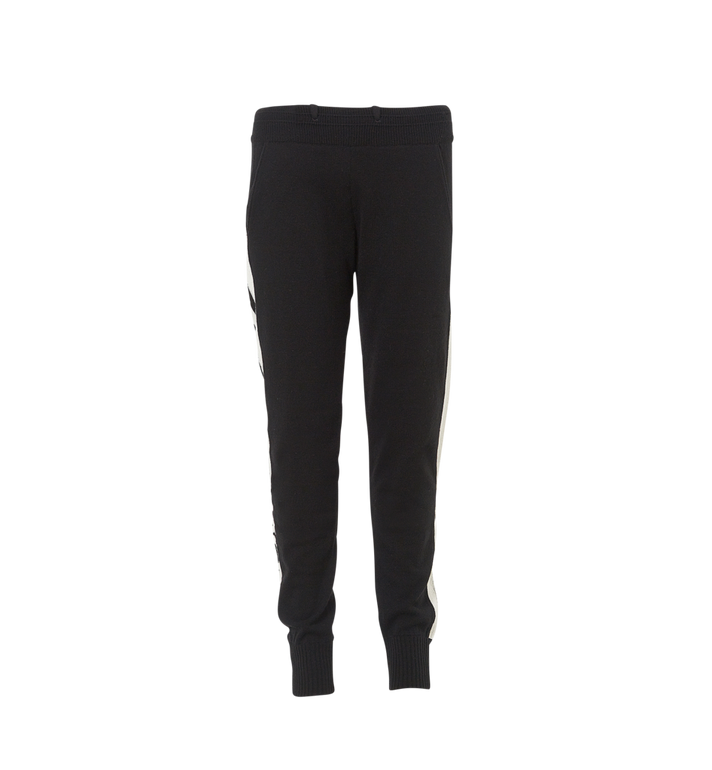 MCM Women's Cashmere Track Pants Alternate View