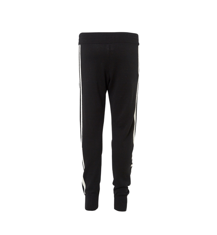 MCM Pantalon de survêtement en cachemire pour femme Black MFP7AMM24BK00L Alternate View 3