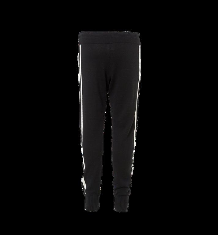 MCM Women's Cashmere Track Pants Black MFP7AMM24BK00M Alternate View 3