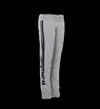 MCM Damensporthose aus Kaschmir Grey MFP7AMM24EG00L Alternate View 2