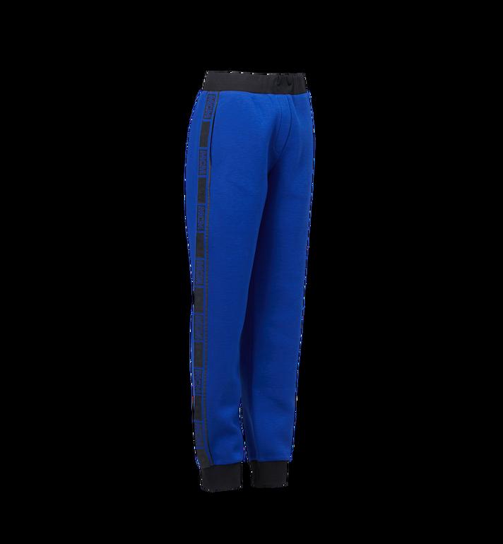 MCM Women's Neoprene Joggers Blue MFP9SMM42HG00M Alternate View 2