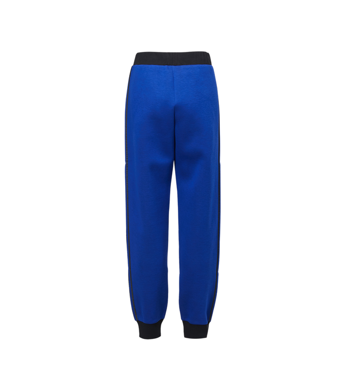 MCM Women's Neoprene Joggers Blue MFP9SMM42HG00M Alternate View 3