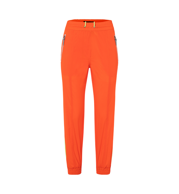 MCM Women's Webbed Joggers in Monogram Nylon Alternate View