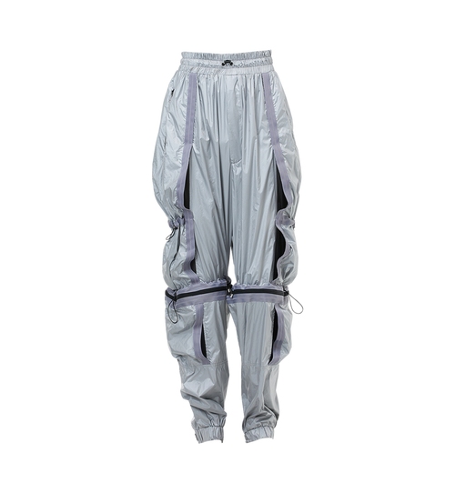 Women's Deconstructed Parachute Pants