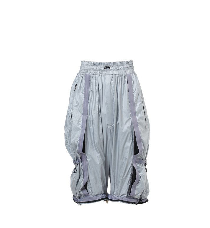 MCM Dekonstruierte Fallschirmspringer-Damenhose Alternate View 4