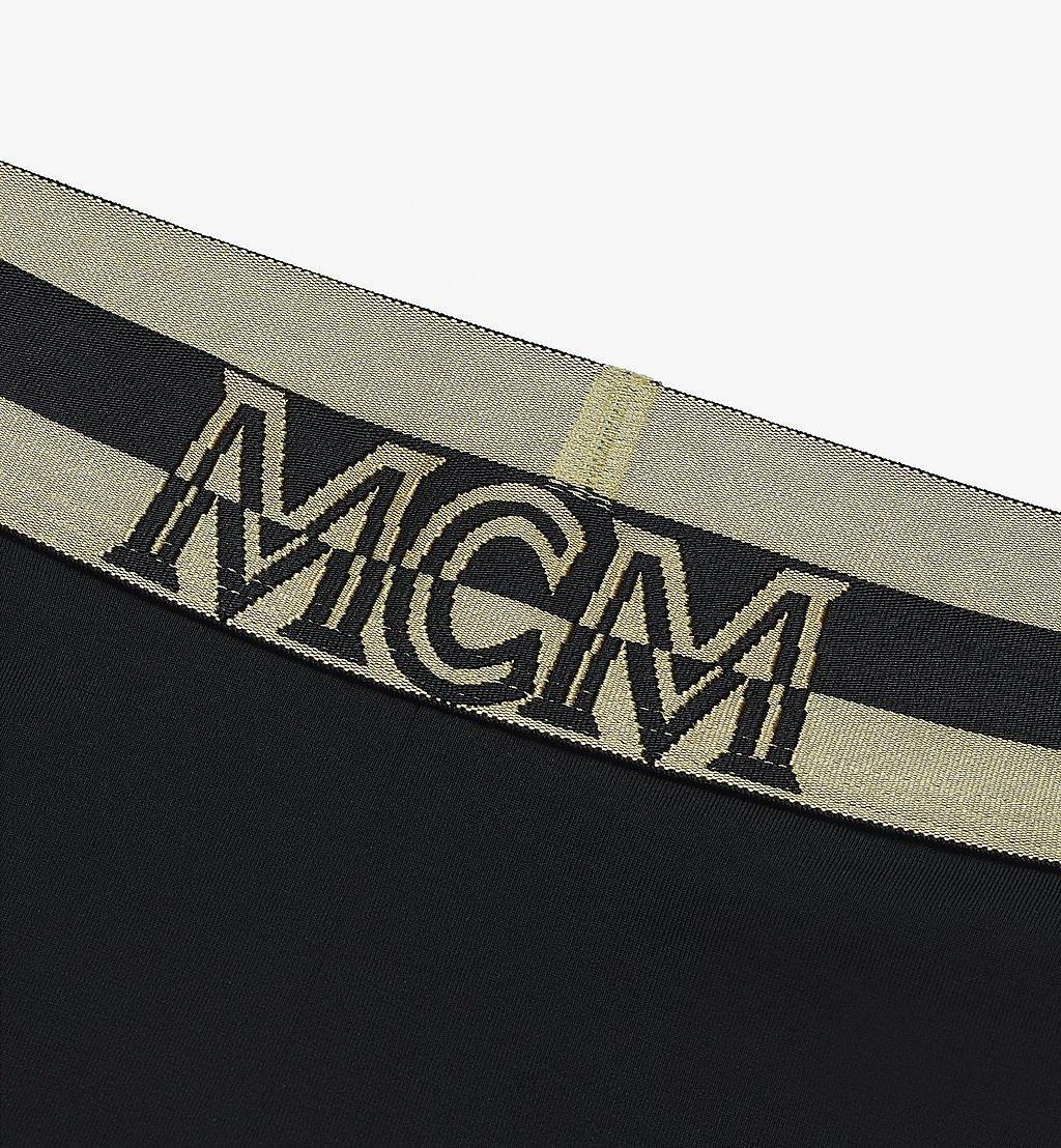 MCM 여성용 레깅스 Black MFPASBM01BK00L 다른 각도 보기 2