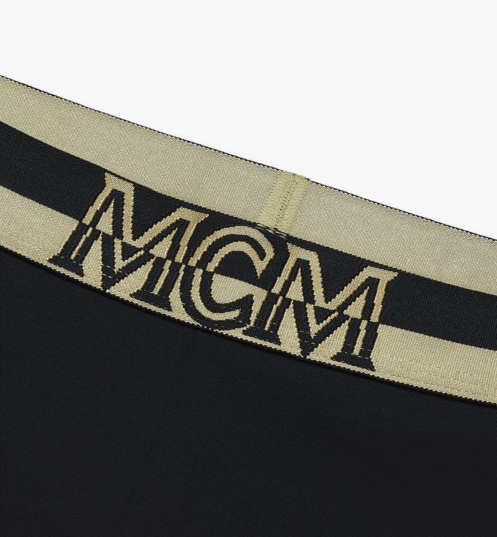 MCM Women's 1976 Leggings  MFPASBM01BK00L Alternate View 3