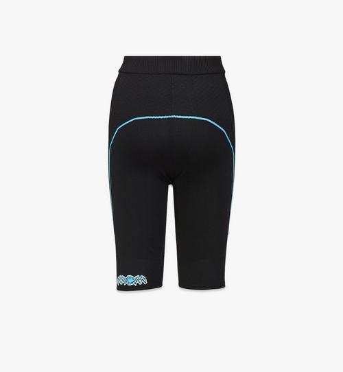 Women's Logo Knit Biker Shorts