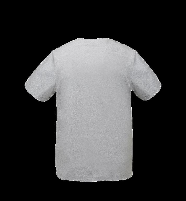 MCM Women's Logo T-Shirt Grey MFT8SMM11EG00L Alternate View 3
