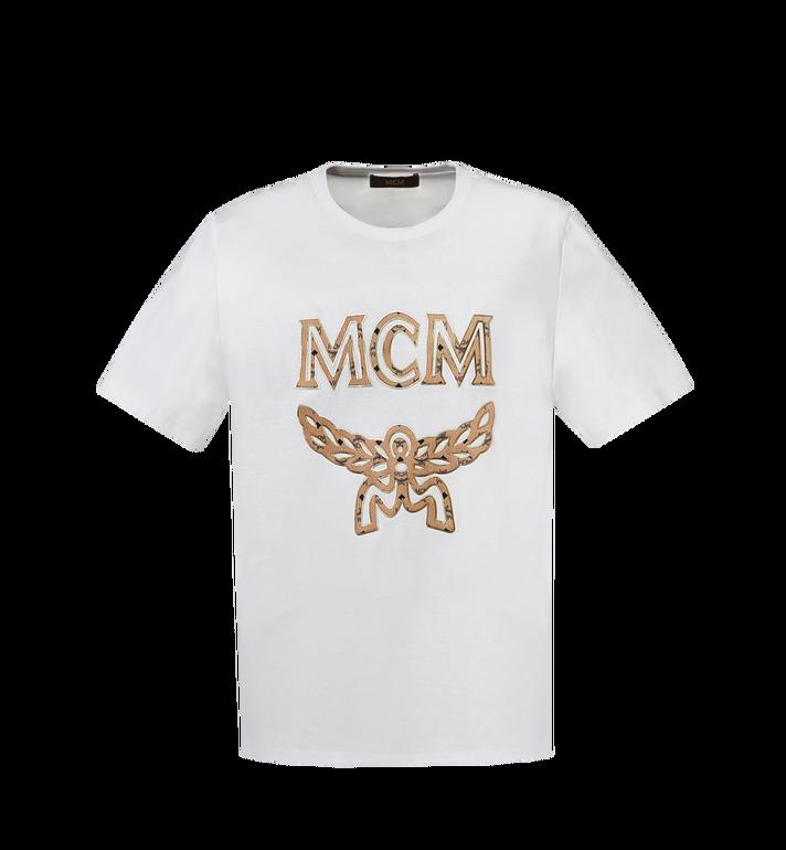 MCM レディース クラシックロゴ Tシャツ Alternate View