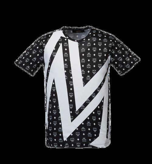 ウィメンズ オールオーバー MCM ロゴ Tシャツ