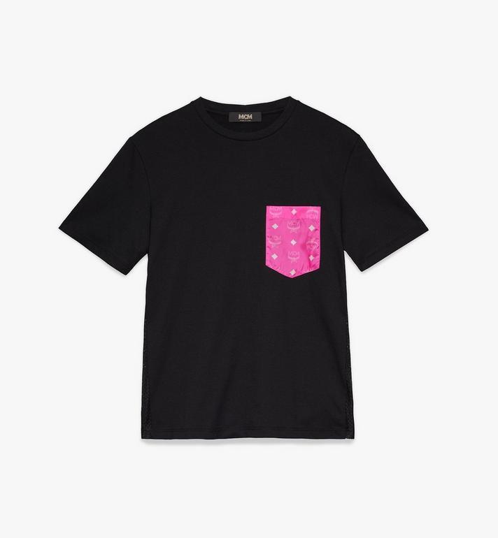 MCM 〈フロー〉ウィメンズ ポケットTシャツ Alternate View
