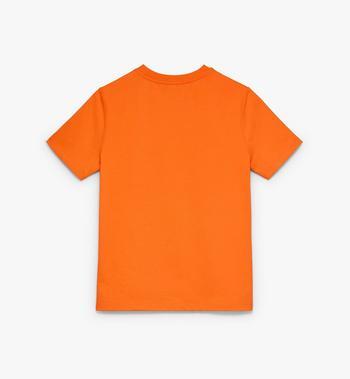 MCM ウィメンズ クラシック ロゴ Tシャツ Orange MFT9AMM11OI00S Alternate View 2