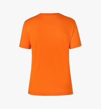 MCM ウィメンズ クラシック ロゴ Tシャツ Orange MFT9AMM11OI00S Alternate View 3