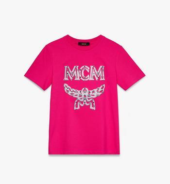 MCM ウィメンズ クラシック ロゴ Tシャツ Alternate View