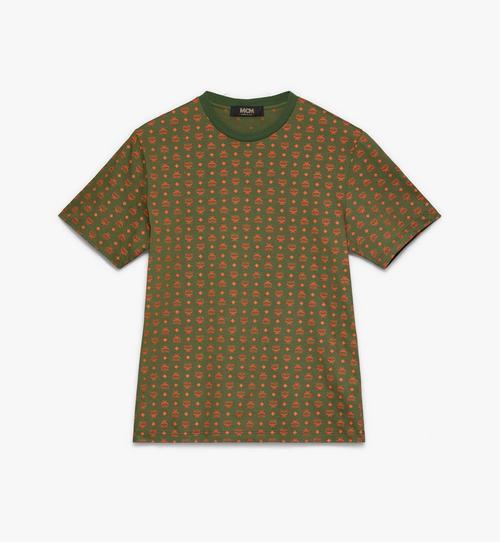 T-shirt à imprimé Visetos pour femme