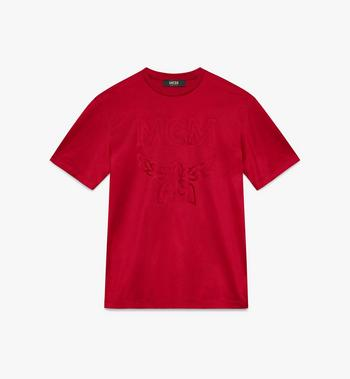 MCM Damen-T-Shirt mit Logo Alternate View
