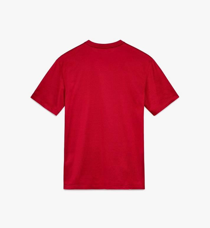 MCM Damen-T-Shirt mit Logo Alternate View 2