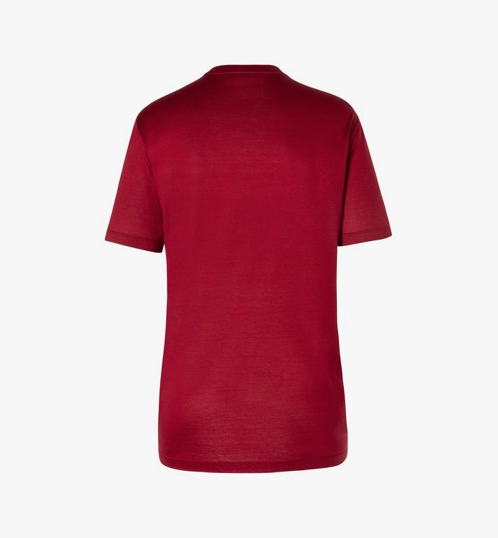 MCM Damen-T-Shirt mit Logo Alternate View 3